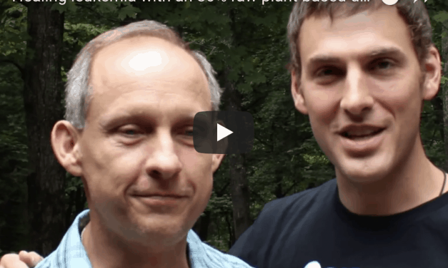David refused chemo and healed leukemia naturally